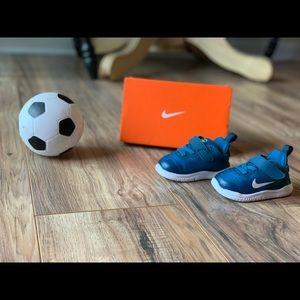 Brand New Baby Nike Free Rn 2018. Sz 3C